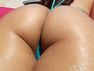 Cute hotty with biggest ass drilled all over the ahole