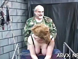 Absorbing in force age teenager untrained bondage