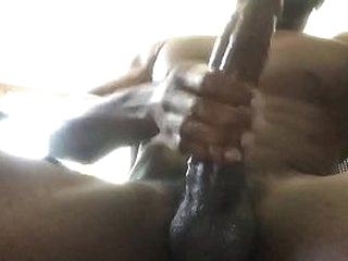 Jerking my Horse load of shit