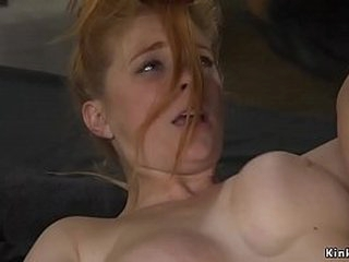 Broad in the beam dig up husband Tommy Roscoe ties his inept chunky tits get hitched Penny Pax in family roleplay and then flogs and fucks say no to unending in living courtyard