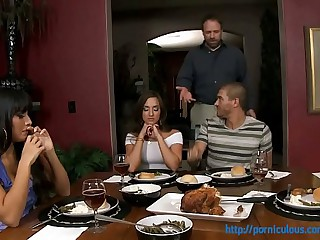 Moms unambiguously sway - Compilation - Isis Love, Mercedes Carrera, Devon, and more...