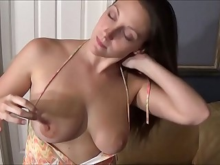 Chunky Breasted Mom Transformed Into Slut - Melanie Hicks - Family Therapy