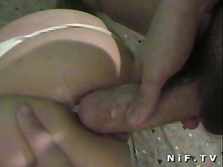 Amateur french subfusc hard anal fucked