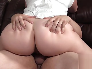 BBW MILF Blackmailed By Exhausted New Zealand Son