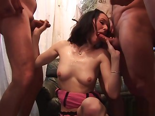 wild german groupsex fuck party