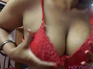 Indian Pornstar Amateur Mollycoddle Sex-crazed Lily