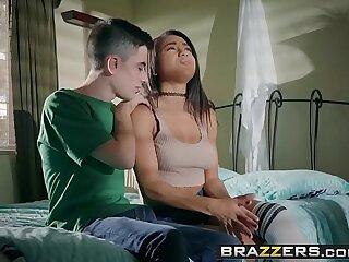 Brazzers - Teens Take a shine to Euphoria Big -  The Listener scene starring Nicole Bexley