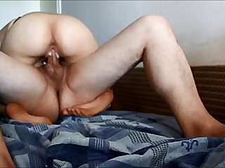 Girlfriend fucked fixed - ORGASM 1